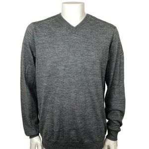 NIKE GOLF Men's Tour Performance V Sweater Gray XL